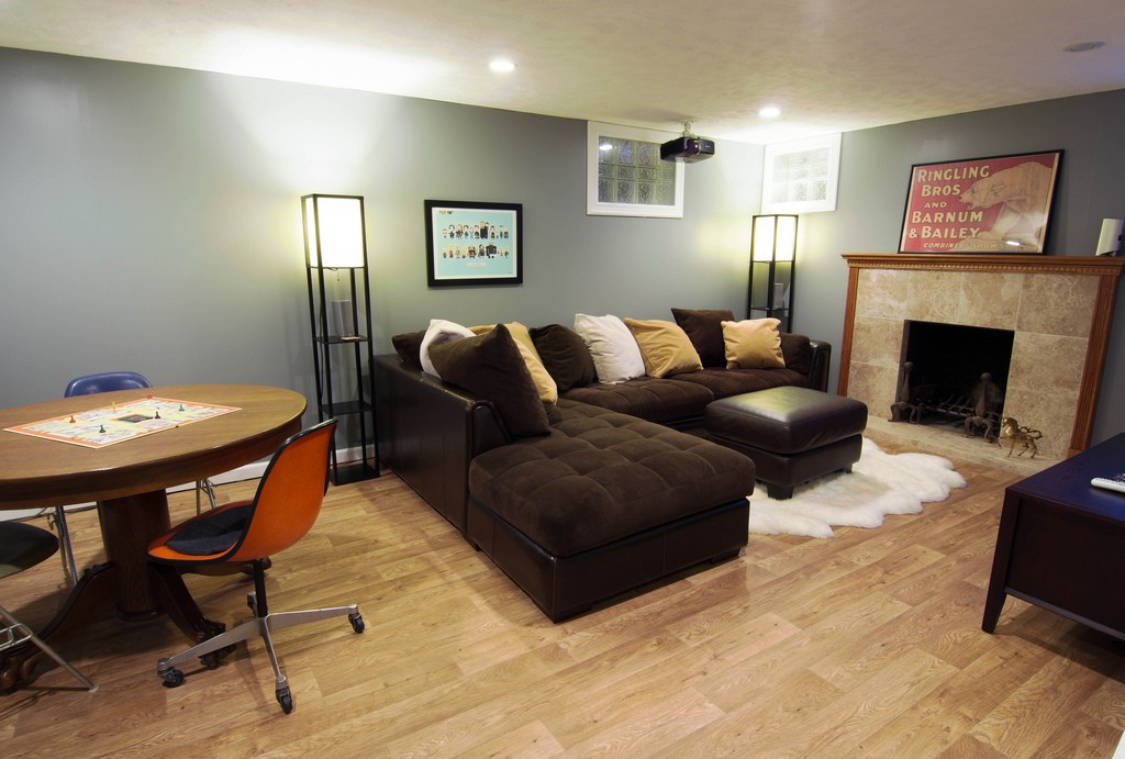 biggest guide ever written of the best flooring options for basements